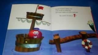 """How Many Veggies"" VeggieTales Veggie Tales read-aloud children book"