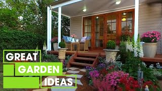 Cottage Garden Makeover | GARDEN | Great Home Ideas