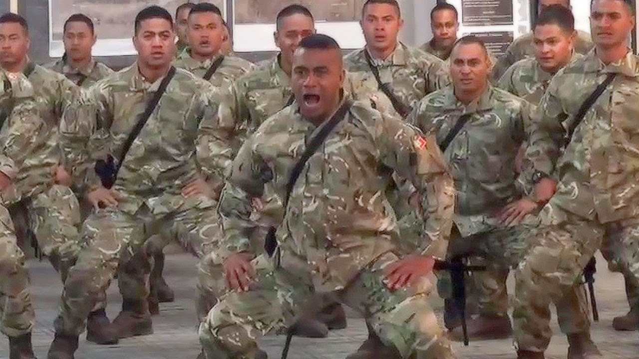 Girl Soldier Wallpaper Deadliest Warriors In The World Royal Tongan Marines