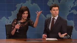 Cecily Strong - The Drunkest Contestant on The Bachelor (SNL)