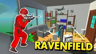 THE BEST SNIPER POSITION EVER IN RAVENFIELD (Ravenfield Funny Gameplay)