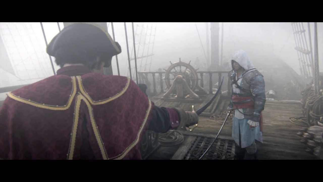 Download Assassin's Creed Black Flag E3 2013 Trailer