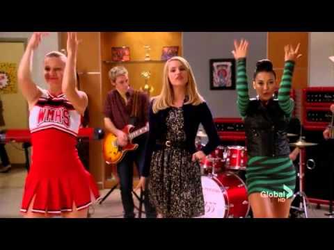 The Unholy Trinity (Quinn,Santana,Brittany)-Glee