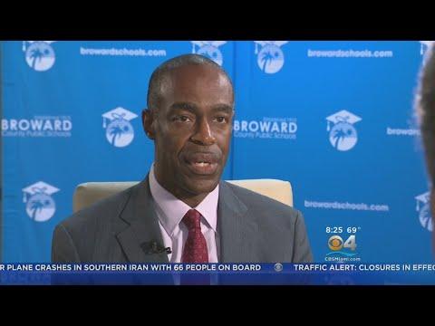 Web Extra: Superintendent Robert Runcie On Future Of Marjory Stoneman Douglas