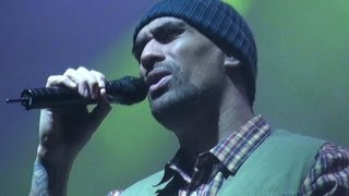 """FAT FREDDY'S DROP / NZ """" Silver and Gold"""" - Live @ OSTRÓDA REGGAE FESTIVAL 2012"""