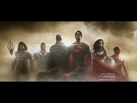 Justice League Intro Theme (DC Films version)