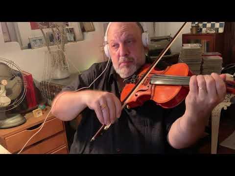 Tanti anni prima. Astor Piazzolla.. Maestro Halsband Violin.