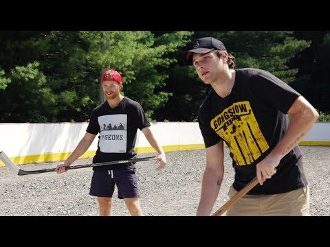 GONGSHOW : Snipin' N' Chirpin' - Giroux vs Ryan