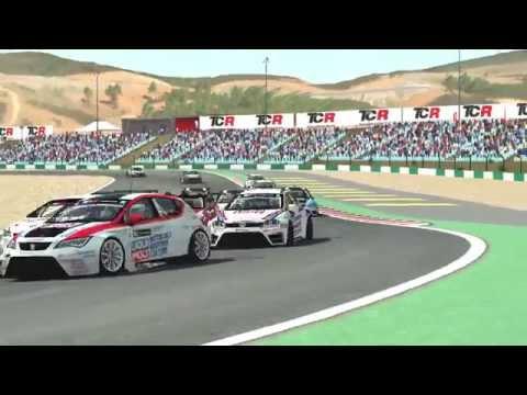 rFactor 2 - TCR - Portimao - Race 1