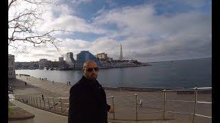 Поездка в Крым на машине из Украины, трезвый взгляд на регион | Кругосветка Капитан Герман