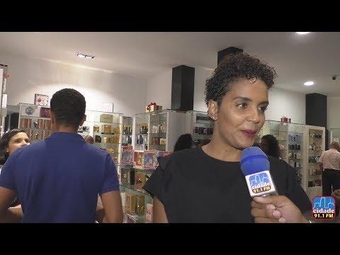 "Inauguração ""Deluxe Perfumes"" no Palmarejo, Cabo Verde"