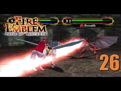 Daein Falls - [Maniac] Let's Play Fire Emblem Path of Radiance - 26