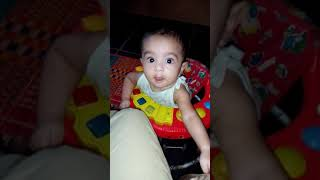 Ayaan cute action's