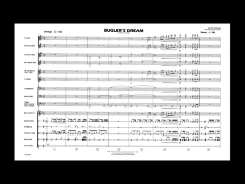 Bugler's Dream (Olympic Fanfare) by Leo Arnaud/arr. Bob Cotter