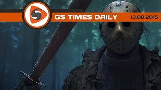 GS Times [DAILY]. «Пятница 13-е», Divinity: Original Sin 2, Star Citizen