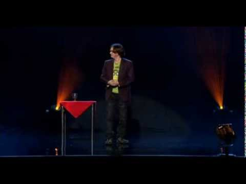 Ed Byrne - we're nicer to cats than people