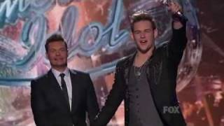American Idol 10 Top 11 - James Durbin - Living For The City
