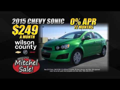 2nd annual mitchel sale 0 apr for 72 months on select 2015 and 2016 chevrolet vehicles youtube. Black Bedroom Furniture Sets. Home Design Ideas