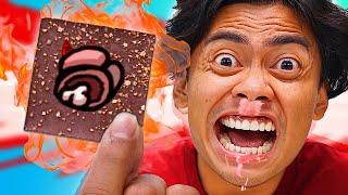 THIS CHOCOLATE HURT MY SOUL! ➔ NEW MERCH!: https://goo.gl/mmCLDh ➔ SUBSCRIBE: https://goo.gl/B1gCsc ➔ SECRET WEBSITE!