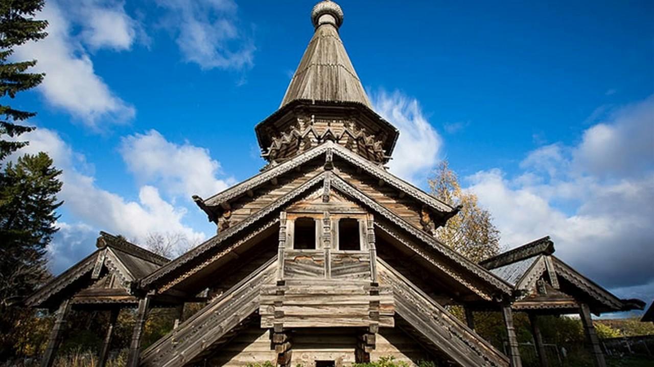 церкви севера на старых фото книге рассказывается