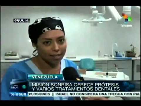 Mission Smile brings free dental care across Venezuela