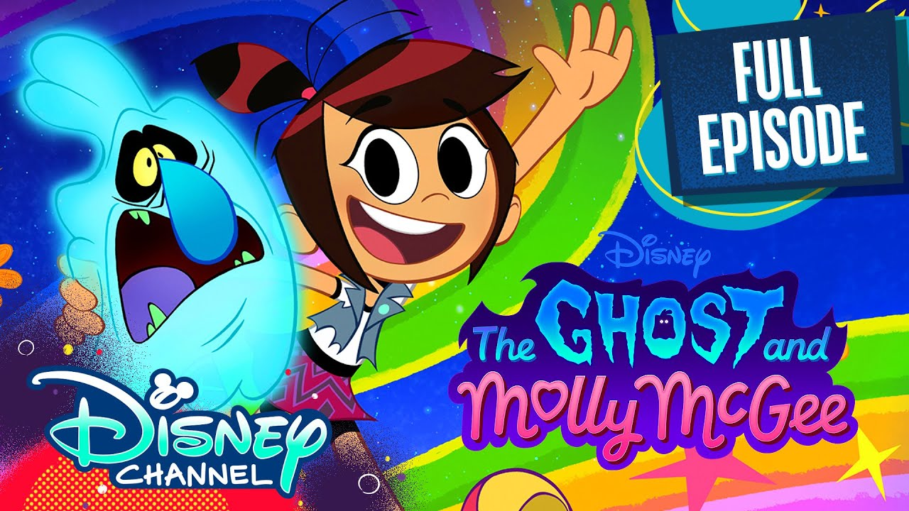 Download The Curse | S1 E1 | Full Episode | The Ghost and Molly McGee | Disney Channel Animation