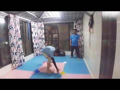Vvasa kickboxing reflex training sessions