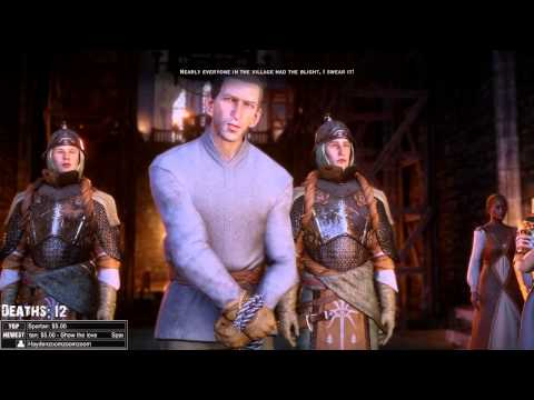 Dragon Age: Inquisition - Judgement of Crestwood