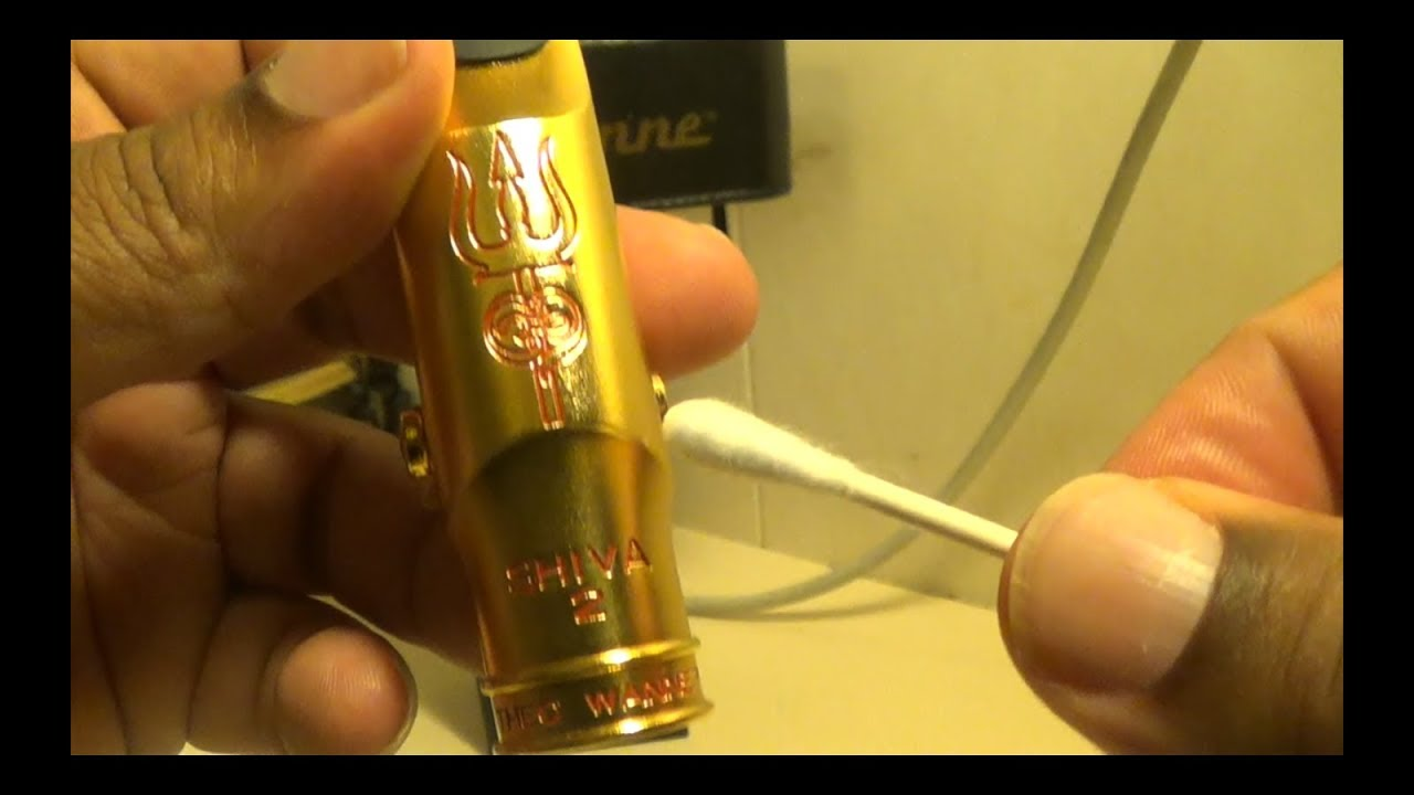Review of the Theo Wanne Shiva 2 7* 0.105 Mouthpiece - YouTube