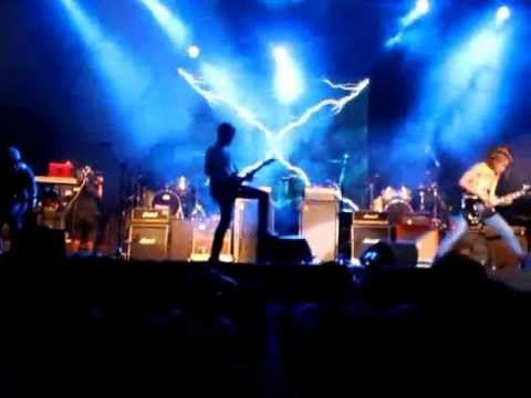 Oh Chentaku-Fallback Live at Blackberry Mania 2012