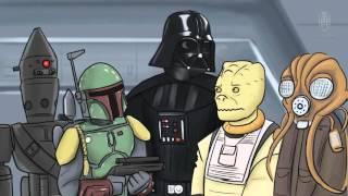 5 Как должен был закончиться Звездные Войны Эпизод 5 Империя наносит ответный удар