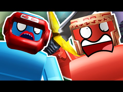 TOTALLY ACCURATE ROBLOX BATTLE SIMULATOR!! | Roblox