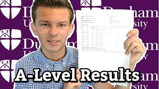 My A-Level Results & University Acceptance | August 2015