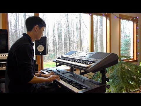 Breathing In, Breathing Out (Plum Village Song) – Piano Version – Bao-Tich