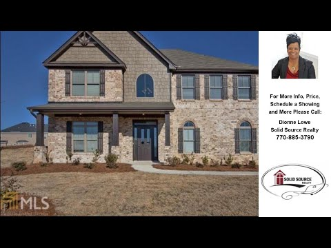 35 Silver Peak Dr, Covington, GA Presented by Dionne Lowe.