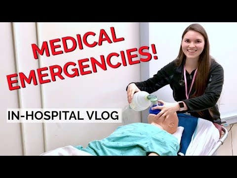 Day in the Life of a DOCTOR: MEDICAL EMERGENCIES