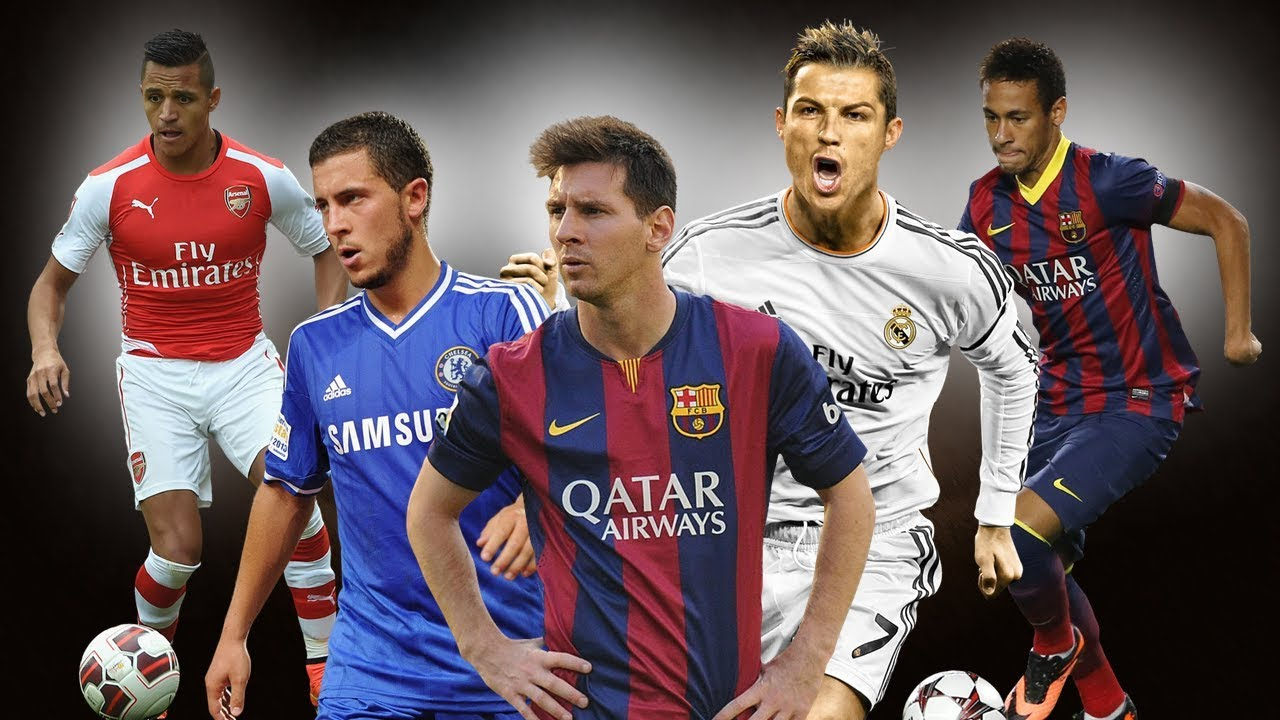 10 Mejores Jugadores De Fútbol Del Mundo 2016