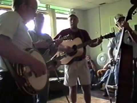 Ashe County NC - Sturgills VA Bluegrass Jam 2000 - Larry Pennington Whitetop
