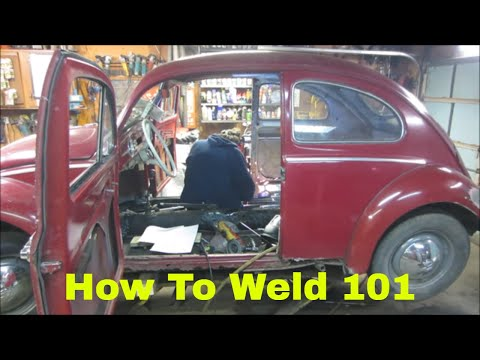 Metal Fabrication For Beginners.