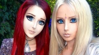 People Who Look Like REAL DOLLS!