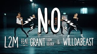 Meghan Trainor - No (Cover by L2M, Grant from KIDZ BOP and Willdabeast)