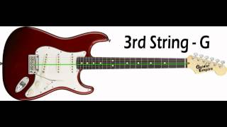 Music Malaysia - Electric Guitar Tuning Video (High-Quality, 320kb Studio Recording)