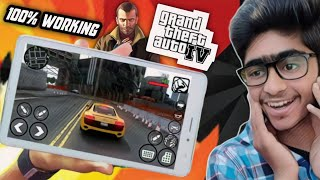 Finally 🔥 Real GTA 4 For Android 2020 | Full Step By Step | You Look