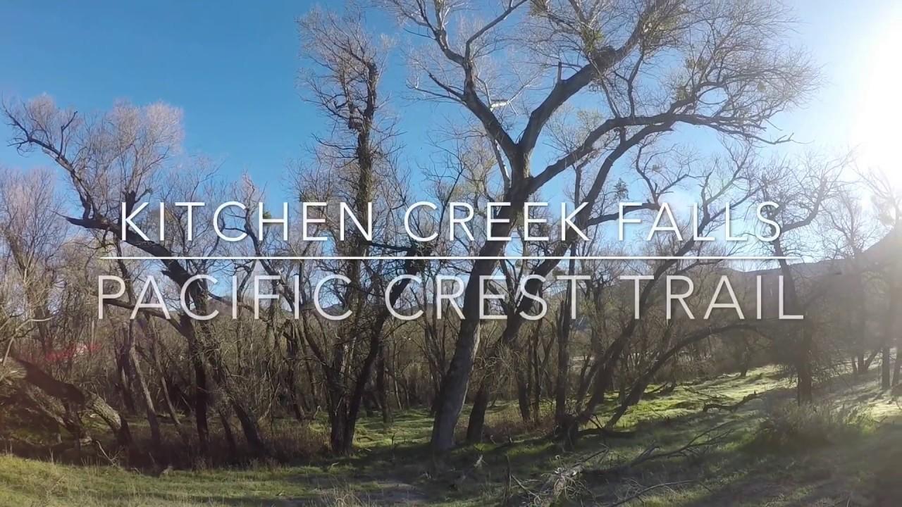 Kitchen Creek Falls - YouTube