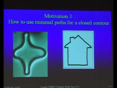 Geodesic methods for Biomedical Image Segmentation - Laurent D. COHEN