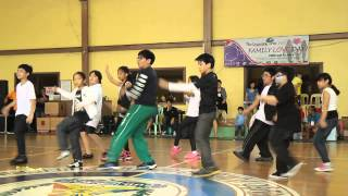 TLT Family Day 2014 - TLT Street Dance Club