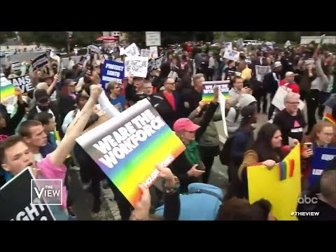 SCOTUS Divided Over LGBTQ Ruling? Part 1 | The View