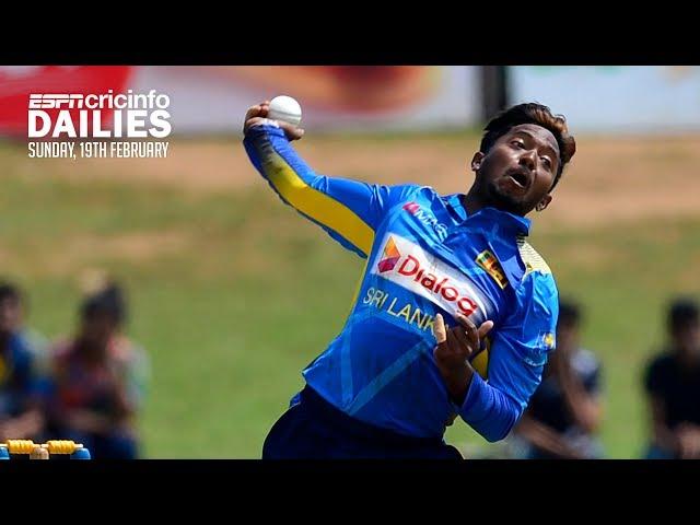 Dananjaya returns to Sri Lanka's ODI squad   Daily Cricket News