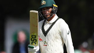 Khawaja keeps in the groove with tour-match fifty