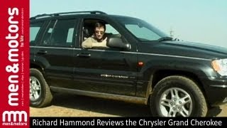 Richard Hammond Reviews The Chrysler Grand Cherokee